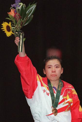 奥运历史巨星之邓亚萍--小小的巨人