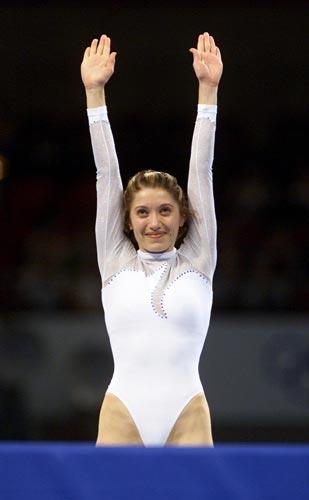 奥运历史巨星之卡拉瓦耶娃--公平竞争的典范