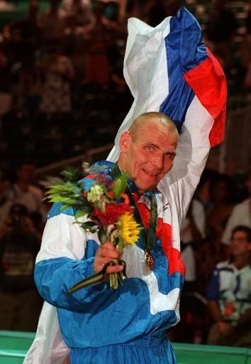 奥运历史巨星之卡列林--优雅的西伯利亚巨人