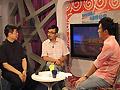 视频-黄健翔开谈奥运健谈 奥运会瘦身谁将遭弃
