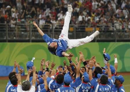 奥运棒球经典瞬间回顾