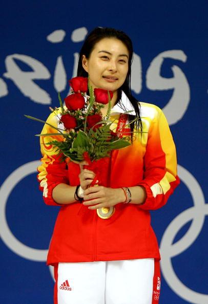 图文-跳水女子三米跳板决赛 郭晶晶再次夺金