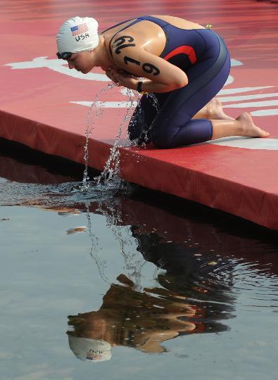 女子10公里公开水域决赛