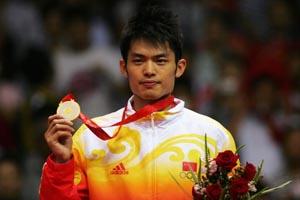 羽球男单决赛林丹完胜李宗伟超级丹加冕奥运冠军