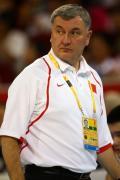 图文-西班牙男篮85-75中国男篮 尤纳斯有些遗憾