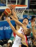 图文-[奥运会]中国男篮59-55德国 休想在这得分