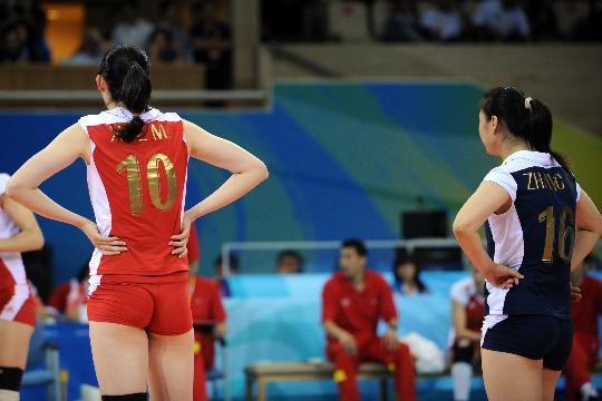 奥运女排精彩回顾