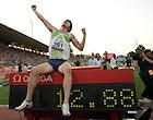 刘翔打破世界纪录
