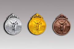 Olympiamedaillen
