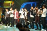 图文-《快乐2008》第九期现场 大家同台献唱