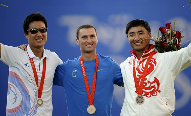 奥运射箭金牌回顾