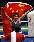 图文-中国金牌英雄榜 第51金-男拳81公斤级张小平