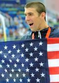图文-男子4x100米混美国夺金 美国的骄傲