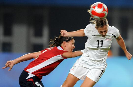 [女足]新西兰0-1挪威