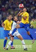图文-女足决赛美国1-0巴西 巴西队争顶成功
