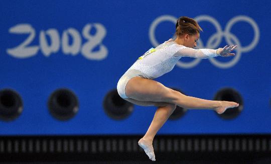 女子体操资格赛