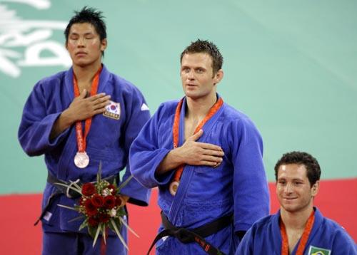 柔道男子81公斤级决赛