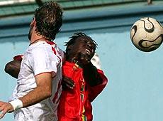 全非运动会足球几内亚胜突尼斯