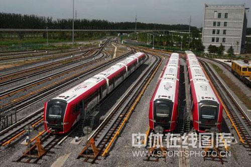 北京出行交通设施之地铁