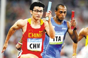重庆奥运首球徐媛打进 第一枚奖牌来自女双张亚雯