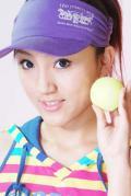 清纯网球妹妹写真