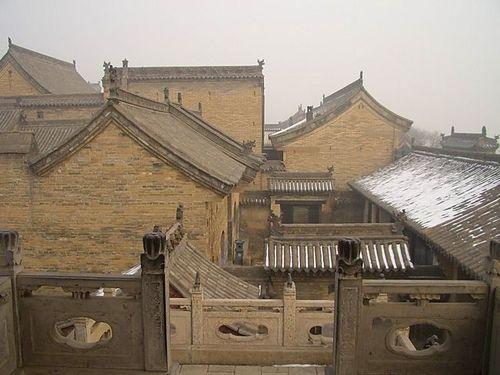 平遥景点:中国四大古城之一 中国第一家票号诞于此