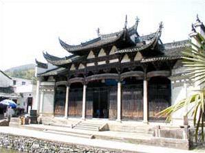 龙川胡氏宗祠:古代宗祠建筑典范明风清韵别具一格