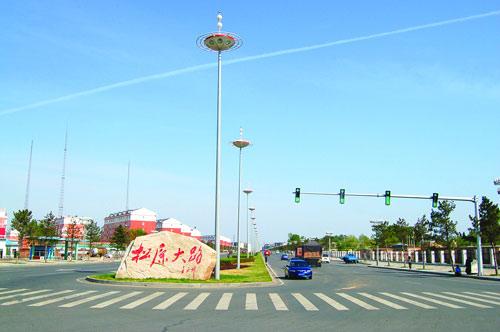 火炬传递城市松原简介:最具投资潜力中国城市前20