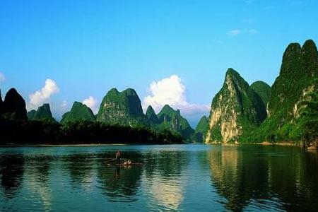三山两洞一条江:天绘水墨画卷 凝结桂林山水精华