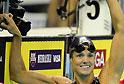 美国游泳选拔赛激战
