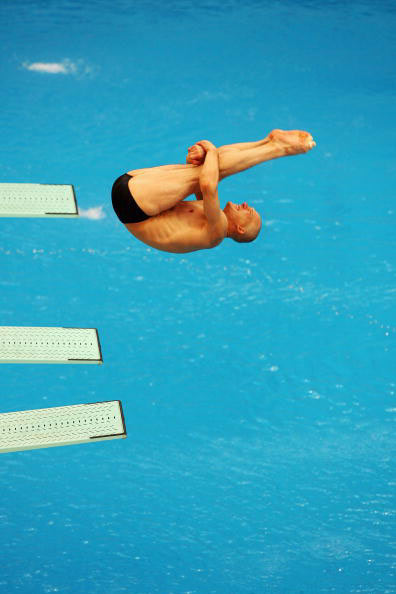 图文-跳水男子三米板半决赛 不老传奇萨乌丁