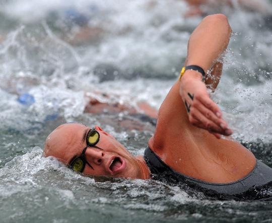 男子10公里公开水域决赛