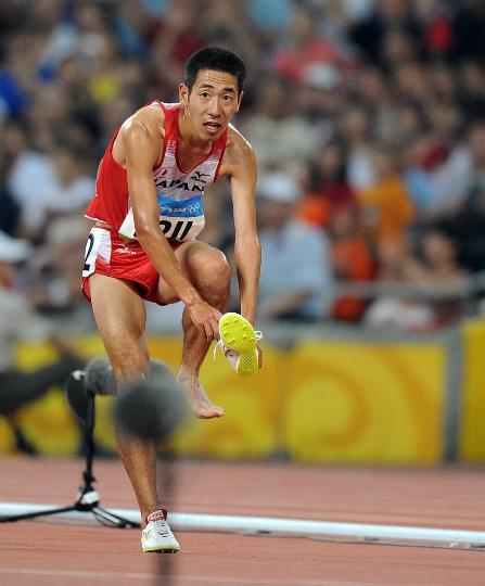 奥运会男子5000米预赛