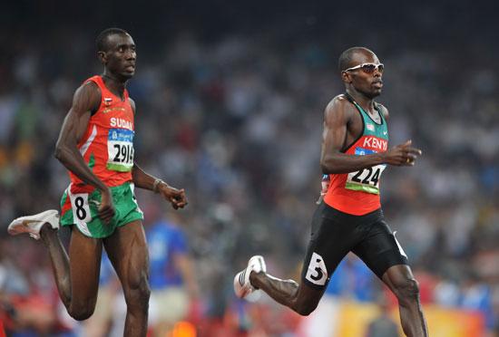 图文-[奥运]田径男子800米 我们是对手
