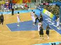 视频-男篮决赛美国VS西班牙 保罗快攻再打2+1得手
