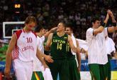 男篮立陶宛86-73克罗地亚