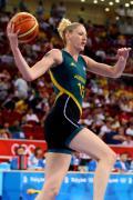 图文-[女篮半决赛]中国56-90澳大利亚 她是焦点