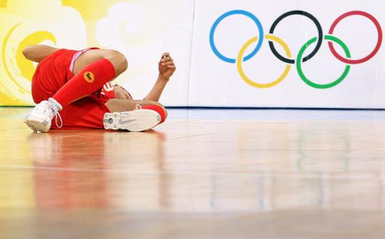 图文-女子篮球精彩瞬间回顾 奥运赛场女篮天地