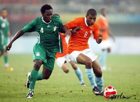 [男足]尼日利亚2-1美国
