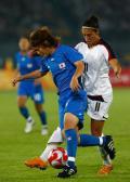 图文-[奥运女足半决赛]日本2-4美国 技术十分娴熟