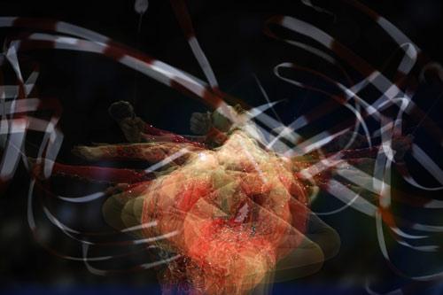 图文-艺术体操个人全能决赛 带操决赛华丽起舞