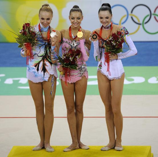 艺术体操个人全能决赛