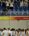 女曲阿根廷胜德国摘铜