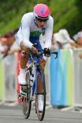 图文-自行车男子个人赛瑞士选手夺金 抓紧时间赶超