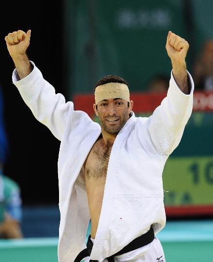 图文-男子73KG级赛况 伊朗选手马卢马特获胜