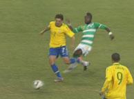 巴西3-1科特迪瓦 埃拉诺