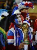 金杯离法国队远去