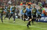 乌拉圭人欢舞