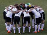 德国队鼓劲儿
