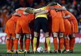 荷兰队鼓劲儿